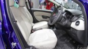 Fiat Linea 125s front seats at Auto Expo 2016