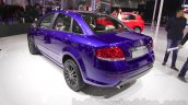 Fiat Linea 125s rear three quarters left at Auto Expo 2016