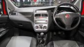 Fiat Punto Pure dashboard at Auto Expo 2016