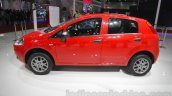 Fiat Punto Pure side at Auto Expo 2016
