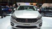 Fiat Tipo front at Geneva Motor Show 2016
