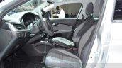 Fiat Tipo front seats at Geneva Motor Show 2016