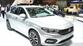 Fiat Tipo front three quarters at Geneva Motor Show 2016