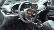 Fiat Tipo interior at Geneva Motor Show 2016