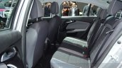 Fiat Tipo rear seat at Geneva Motor Show 2016