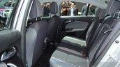 Fiat Tipo rear seat at Geneva Motor Show 2016