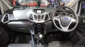 Ford EcoSport Customised dashboard at Auto Expo 2016