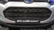 Ford EcoSport Customised grille at Auto Expo 2016