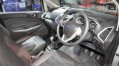 Ford EcoSport Customised interior at Auto Expo 2016