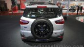 Ford EcoSport Customised rear at Auto Expo 2016