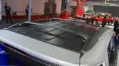 Ford EcoSport Customised roof rails at Auto Expo 2016