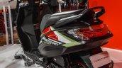Haro Maestro Edge sporty colour rear quarter at Auto Expo 2016
