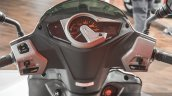 Haro Maestro Edge sporty colour speedometer at Auto Expo 2016