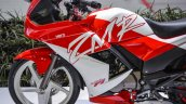 Hero Karizma ZMR red and white dual tone at Auto Expo 2016