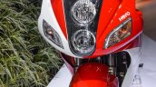 Hero Karizma ZMR red and white headlamp at Auto Expo 2016