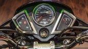 Hero Splendor Pro grey green speedometer at Auto Expo 2016
