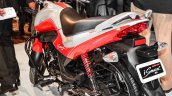Hero Splendor iSmart 110 rear quarter at Auto Expo 2016