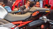 Hero XF3R Concept seat at Auto Expo 2016