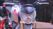 Hero XF3R headlamp at the Auto Expo 2016
