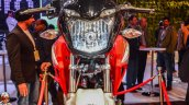 Hero Xtreme 200 S headlamp at the Auto Expo 2016