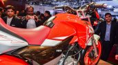 Hero Xtreme 200 S side cowl at the Auto Expo 2016
