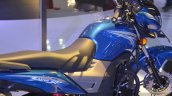 Honda CB Shine SP seat at Auto Expo 2016