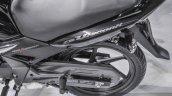 Honda CB Unicorn 150 chain cover at Auto Expo 2016