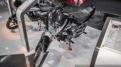 Honda CB Unicorn 150 front quarter at Auto Expo 2016