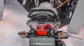 Honda CB Unicorn 150 rear at Auto Expo 2016