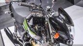 Honda CD 110 Dream Deluxe headlamp cowl at Auto Expo 2016