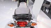 Honda CD 110 Dream Deluxe rear at Auto Expo 2016