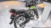 Honda CD 110 Dream Deluxe rear quarter at Auto Expo 2016