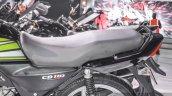 Honda CD 110 Dream Deluxe seat at Auto Expo 2016