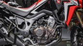 Honda CRF1000L Africa Twin engine case at Auto Expo 2016