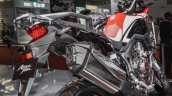 Honda CRF1000L Africa Twin exhaust at Auto Expo 2016