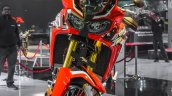 Honda CRF1000L Africa Twin front at Auto Expo 2016