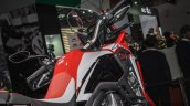 Honda CRF1000L Africa Twin fuel tank at Auto Expo 2016