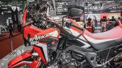 Honda CRF1000L Africa Twin handlebar at Auto Expo 2016