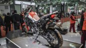 Honda CRF1000L Africa Twin left rear quarter at Auto Expo 2016