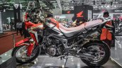 Honda CRF1000L Africa Twin left side at Auto Expo 2016