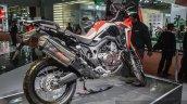 Honda CRF1000L Africa Twin rear quarter at Auto Expo 2016