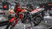 Honda CRF1000L Africa Twin red at Auto Expo 2016