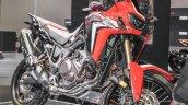 Honda CRF1000L Africa Twin semi-fairing at Auto Expo 2016