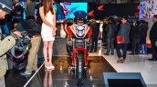 Honda CX-02 Concept front at Auto Expo 2016