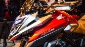Honda CX-02 Concept handguard turn indicator at Auto Expo 2016