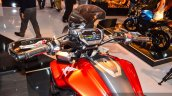 Honda CX-02 Concept handlebar switchgear at Auto Expo 2016