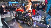 Honda CX-02 Concept rear quarter at Auto Expo 2016