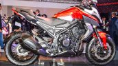 Honda CX-02 Concept right side at Auto Expo 2016