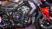 Honda CX-02 Concept twin cylinder engine at Auto Expo 2016