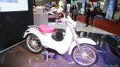 Honda EV-Cub concept at Auto Expo 2016